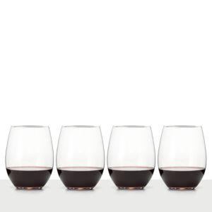 Riedel O Cabernet/Merlot Glass, Set of 3 Plus Bonus Glass