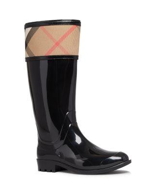 Burberry Rain Boots - Crosshill