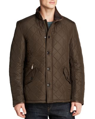 Powell Polarquilt Jacket by Barbour