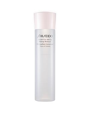 Shiseido Instant Eye & Lip Makeup Remover