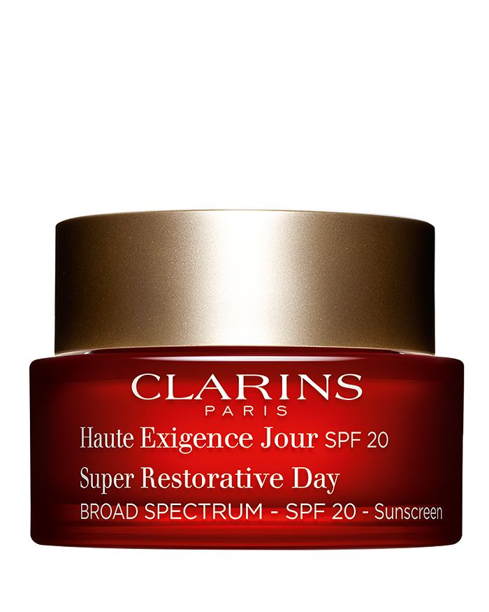 Clarins - Super Restorative Day Illuminating Lifting Replenishing Cream SPF 20 1.7 oz.