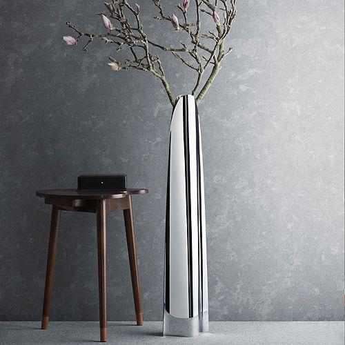 Georg Jensen Indulgence Floor Vase Bloomingdales