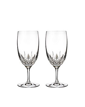 Waterford - Lismore Essence Iced Beverage 19 oz. Glass, Set of 2
