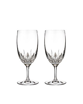 Waterford - Lismore Essence Iced Beverage Glass, Set of 2