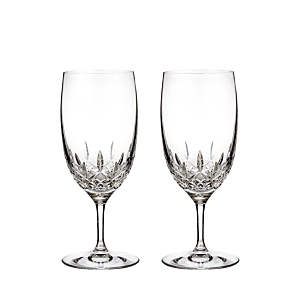 Waterford Lismore Essence Iced Beverage Glass, Set of 2-Home