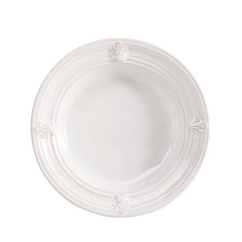 Juliska - Acanthus Whitewash Pasta/Soup Bowl