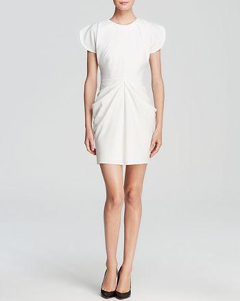 GUESS - Short Sleeve Tulip Dress