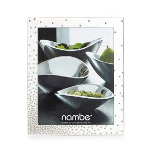 Nambe Dazzle Frame, 8 x 10