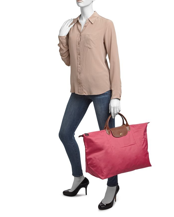 a72a75475e15 Longchamp Le Pliage Nylon Weekender | Bloomingdale's