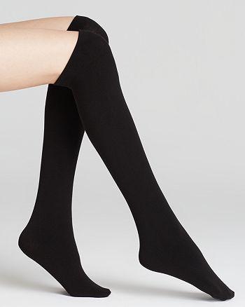 Plush - Fleece Lined Knee-High Socks