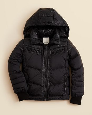 f2ddf4c15 Diesel Boys  Janton Shiny Puffer Jacket - Sizes 8-16
