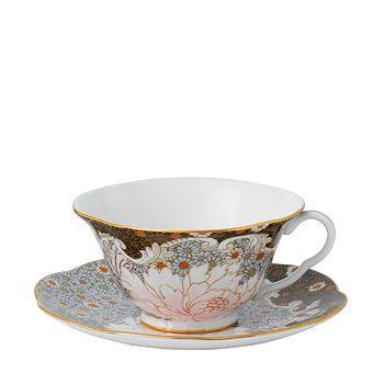 Wedgwood - Daisy Tea Story Teacup & Saucer Set, Blue