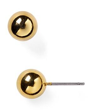 Ralph Lauren - Ball Stud Earrings