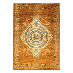 "Bloomingdale's Adina Collection Oriental Rug, 6'1"" x 8'10""_0"