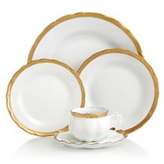 Anna Weatherly Anna's Golden Patina Dinnerware - Bloomingdale's_0