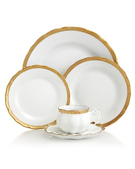 Anna Weatherley - Anna Weatherly Anna's Golden Patina Dinnerware