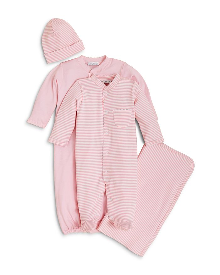 Kissy Kissy - Girls' Convertible Gown, Striped Blanket & More - Baby