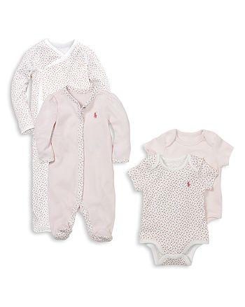 Ralph Lauren - Girls' Sweet as Roses Gift Set - Baby