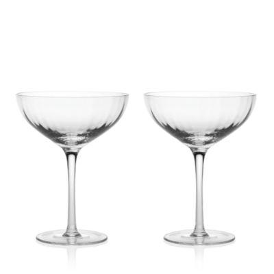 $William Yeoward American Bar Corinne Cocktail Glasses, Pair - Bloomingdale's