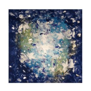 Ptm Images Abstract Whirlpool I Canvas Wall Art