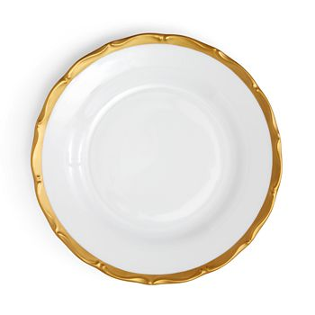 Anna Weatherley - Anna's Golden Patina Dinner Plate