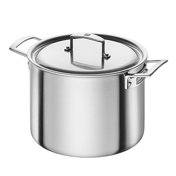 Zwilling J.A. Henckels - Aurora 8-Quart Stock Pot with Lid