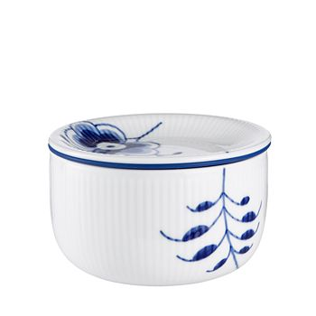 Royal Copenhagen - Blue Fluted Mega Small Jar