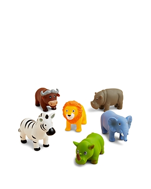 Elegant Baby Jungle Party Squirties - Ages 6 Months+