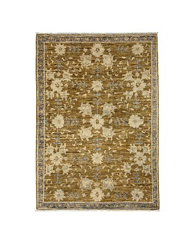"Bloomingdale's - Oushak Collection Oriental Rug, 4'3"" x 6'"