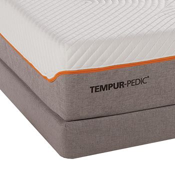 Tempur-Pedic - Contour Supreme Twin Mattress & Box Spring Set