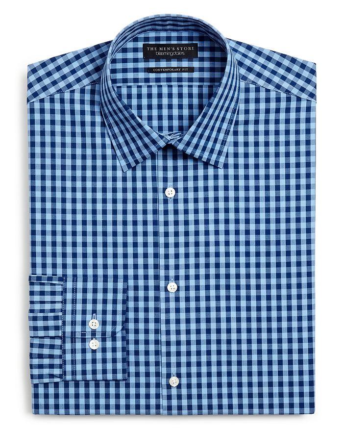 The Men's Store at Bloomingdale's - Gingham Dress Shirt - Slim Fit - 100% Exclusive