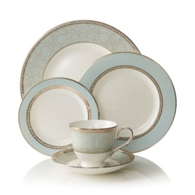 Lenox  sc 1 st  Bloomingdaleu0027s & Lenox Westmore 5 Piece Place Setting | Bloomingdaleu0027s Wedding u0026 Gift ...