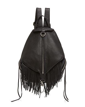 Rebecca Minkoff - Julian Fringe Leather Backpack