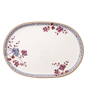 Villeroy & Boch Artesano Provencal Oval Fish Plate, 17-Home