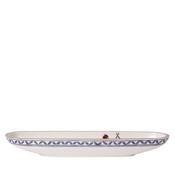 """Villeroy & Boch - Artesano Provencal Olive Bowl, 11"""""""
