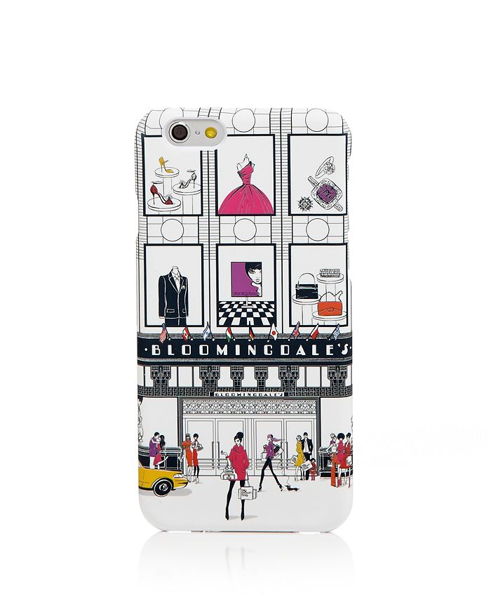Bloomingdale's - Flagship Storefront iPhone 7/8 & iPhone 7/8 Plus Case