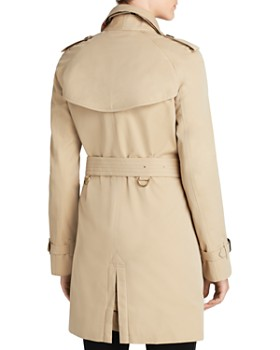 Burberry - Heritage Westminster Mid-Length Trench Coat