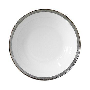 Bernardaud - Torsade Coupe Soup Bowl