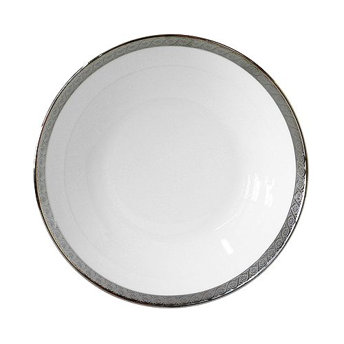 Bernardaud - Torsade Coupe Soup Bowl