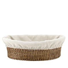 The French Chefs Maria Rattan Bread Basket with Liner - Bloomingdale's Registry_0