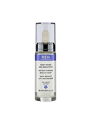 Ren Keep Young and Beautiful Instant Firming Beauty Shot