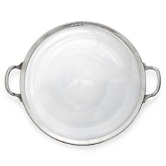 Arte Italica Volterra Round Platter with Handles - Bloomingdale's_0