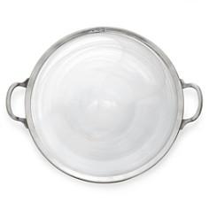 Arte Italica - Volterra Round Platter with Handles