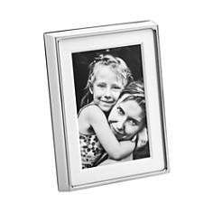 """Georg Jensen 4 x 6"""" Deco Frame - Bloomingdale's Registry_0"""