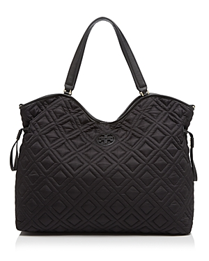 Tory Burch Diaper Bag - Quilted Slouchy