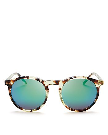 WILDFOX - Women's Steff Deluxe Mirror Sunglasses, 50mm