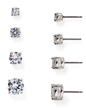 Ralph Lauren - Cubic Zirconia Stud Earrings