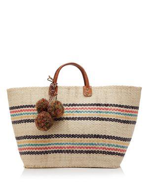 mar Y sol Tote - Caracas Woven Basket 1530056