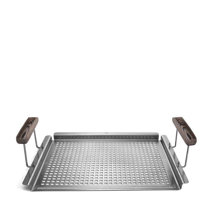 Schmidt Brothers - BBQ Ash Grab & Grill Flat Grill Tray