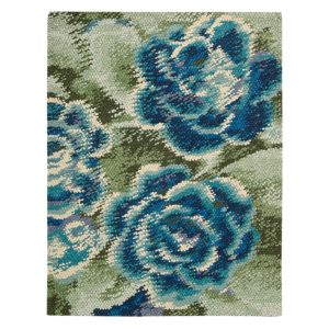 Nourison Impressionist Collection Area Rug, 4' x 6'